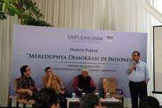 SMRC: Diskriminasi di Indonesia karena Pemerintah Ragu Bersikap Tegas