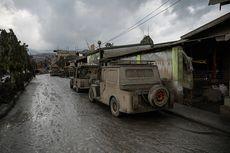 Alasan Kenapa Mobil Kena Abu Vulkanik Harus Segera Dibersihkan