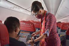 Berputar-putar 1 Jam, Lion Air Surabaya-Ambon Dialihkan ke Sorong