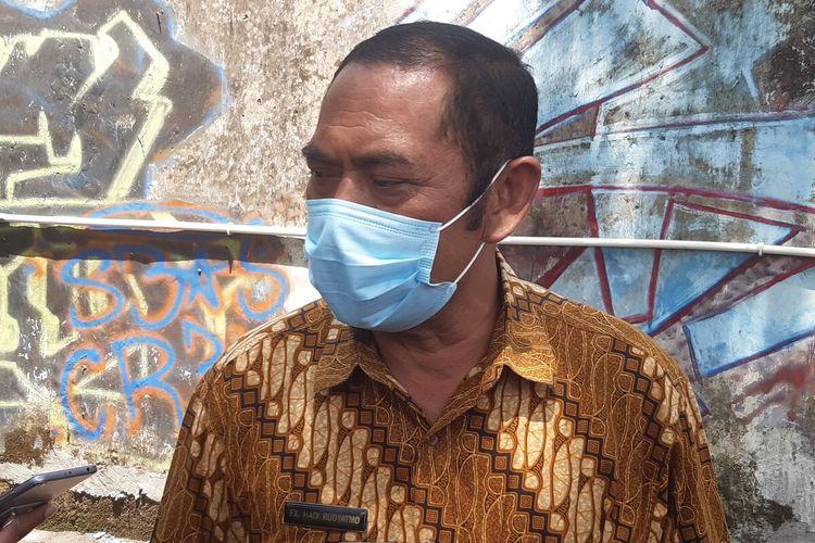 Wali Kota Solo, FX Hadi Rudyatmo di Solo, Jawa Tengah, Rabu (2/12/2020).