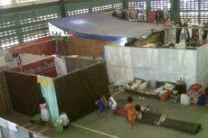Pengungsi Mengeluh Relokasi Belum Juga Dilakukan