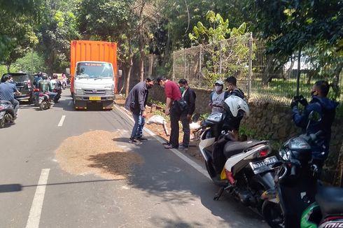 Polisi Olah TKP Tewasnya Seorang Anggota Polri Diduga Korban Begal