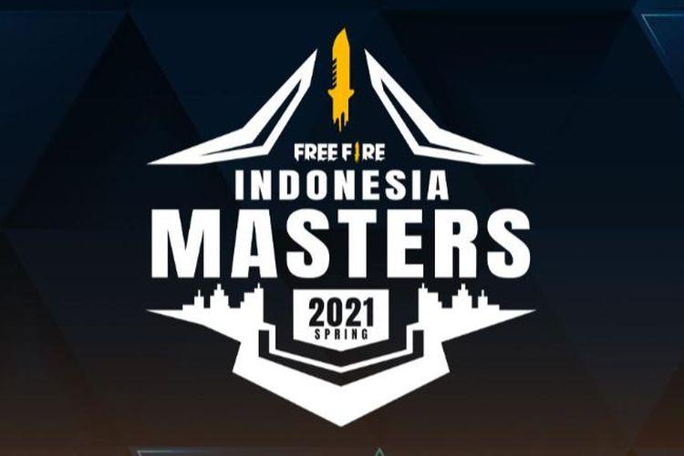 Ilustrasi logo FFIM 2021 Spring.