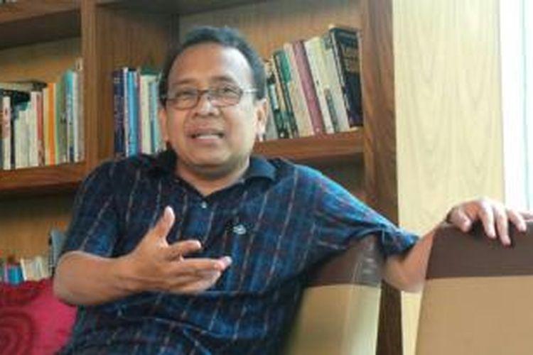 Rektor Universitas Gadjah Mada (UGM) Pratikno