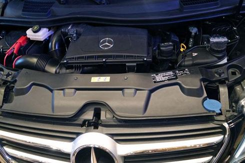 Mesin Diesel V-Class Cuma Bisa Teguk PertaminaDex