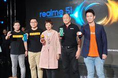 Realme 5i Resmi Dirilis di Indonesia, Harga Mulai Rp 1 Jutaan