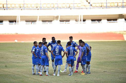 Hadapi Piala Menpora 2021, Skuad Persib Dikumpulkan Akhir Pekan Ini