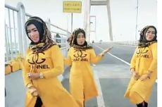 Indonesia's TikTok Trio Admits Suramadu Bridge Stunt, Gets Traffic Ticket from East Java Police