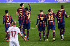 Perang Kicau Barcelona Vs Sevilla di Twitter, Puyol Turun Tangan