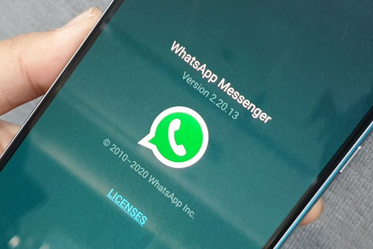 6 Cara Membuat Format Tulisan Unik Di Whatsapp Halaman All Kompas Com