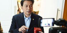 Wakil Ketua DPR Paparkan Proses Penyusunan UU Kepada Dosen dan Mahasiswa