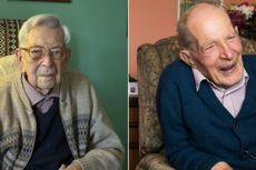 Berusia 111 Tahun, Dua Pria Tertua Inggris Ungkap Rahasia Umur Panjang