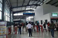 Stasiun Rangkasbitung Hanya Layani Penumpang dengan KMT dan Uang Elektronik Bank Mulai 3 November