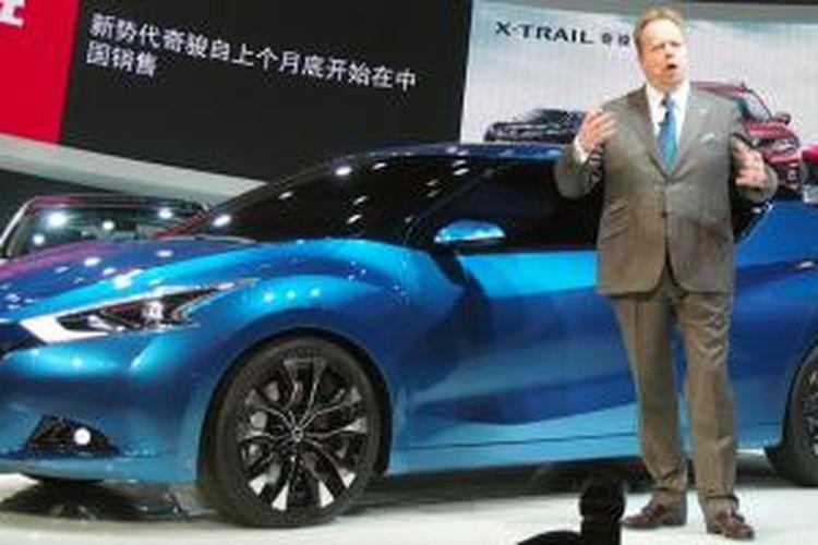 Orang nomor tiga di Nissan Motor Company, menganggap Indonesia sangat penting bagi perusahaan.