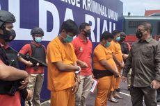 Pelaku Dibayar Rp 19 Juta untuk Bakar Mobil Ketua Ormas di Riau
