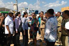 Kunjungi Nelayan Labuan Bajo, Susi Diminta Macam-macam Bantuan