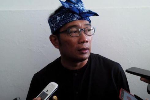 Ridwan Kamil Minta Warga Bandung Pakai Pakaian Serba Hitam, Ada Apa?