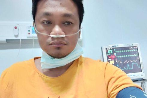 Perjuangan Dokter Sriyanto Sembuh Lawan Covid-19, Tak Bisa Menelan dan Batuk Susah Berhenti (2)