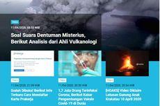 [POPULER TREN] Erupsi Gunung Anak Krakatau | Pendaftaran Kartu Prakerja