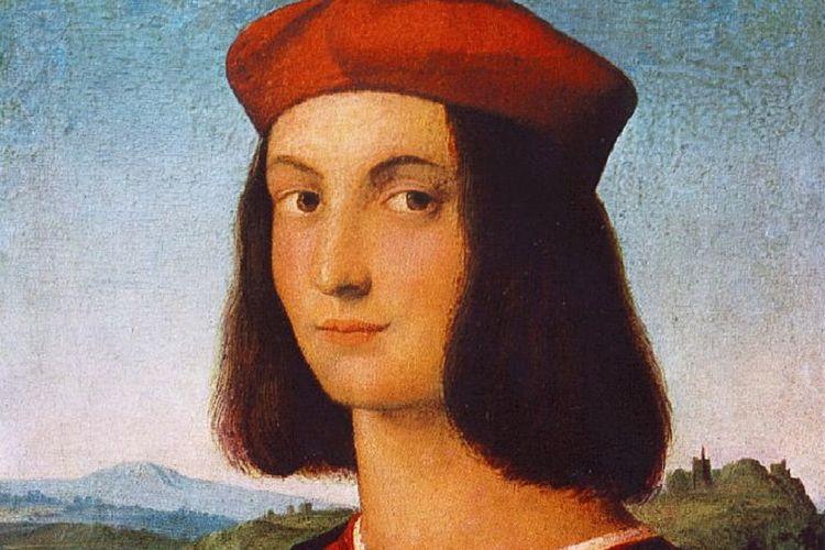 Raphael, pelukis terkenal zaman High Rennaisance.