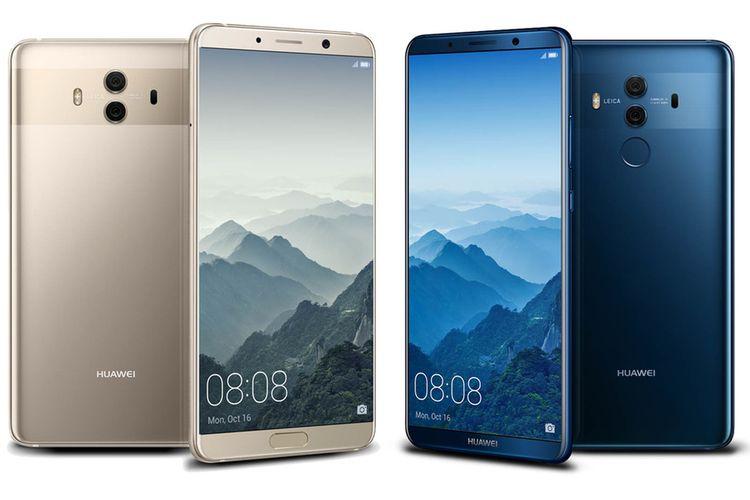 Huawei Mate 10 Dan Mate 10 Pro Resmi Meluncur Tanpa Bingkai,Cyrus Vs Cyrus Design And Conquer