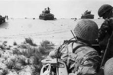 Hari Ini dalam Sejarah: Israel Serang Mesir, Awali Perang Enam Hari