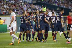 Lewat Adu Penalti, PSG Taklukkan AS Roma pada ICC 2017