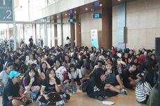 A.R.M.Y Indonesia Mengantre Berjam-jam demi Bangtan Boys