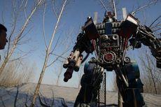 Petani di China Ciptakan Robot