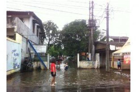 Ini Daftar Perumahan yang Belum Bebas Banjir di Jakarta Barat