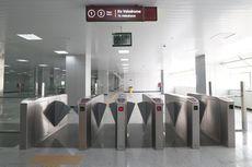 Besok, Stasiun Pengangsaan Dua LRT Resmi Beroperasi