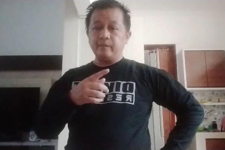 Kepala Satpol PP Semarang Fajar Purwoto