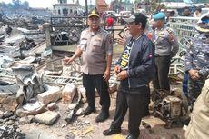 Gubernur Kalsel Perintahkan Penyaluran Bantuan untuk Desa di Kotabaru yang Terbakar Dipercepat