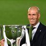 Usai Antar Real Madrid Juara Liga Spanyol, Zidane Tak Beri Jaminan Masa Depan