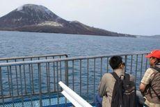 Gunung Anak Krakatau Erupsi, Turis Dialihkan ke Pulau Sebesi atau Pahawang