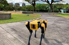 Kontroversi Penggunaan Robot Anjing oleh Polisi Amerika, Dinilai Tidak Manusiawi