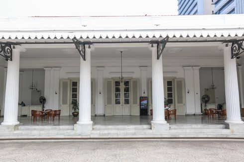 "Peninggalan ""Burgemeester"" di Balai Kota DKI Jakarta"