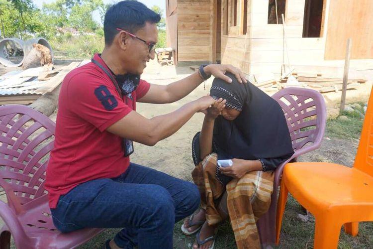 Manajemen PT Perusahaan Listrik Negara (PLN) Aceh memastikan memberikan listrik gratis untuk rumah Zahra, pelajar yang menjadi kuli bangunan di Desa Mee, Kecamatan Muara Dua, Kota Lhokseumawe.