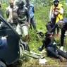 Terjadi Lagi, Kecelakaan Akibat Menyalip di Tikungan