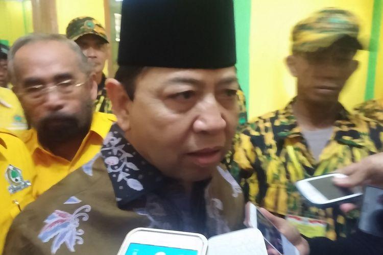 Ketua Umum Partai Golkar, Setya Novanto