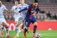 Ferencvaros Vs Barcelona, Kali Kedua Messi Tak Masuk Skuad Blaugrana