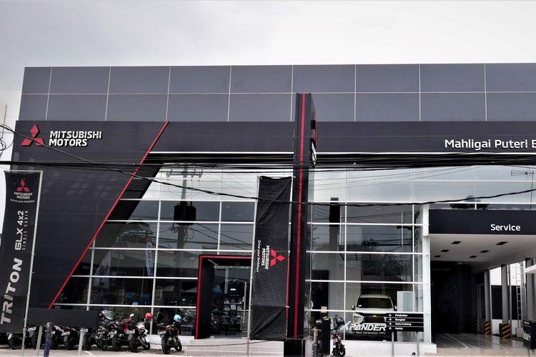 Diler baru Mitsubishi di Ciamis, Jawa Barat