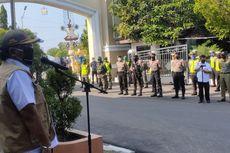 Di Hadapan Petugas Gabungan PSBB, Wali Kota Tegal: Jangan Main-main, Ini Panggilan Jiwa