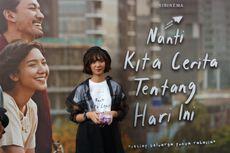 Demi Film NKCTHI, Sheila Dara Pinjam Karya Seorang Seniman