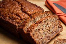 Resep Banana Bread, Bahan Sederhana dan Mudah Dibuat