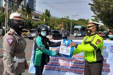 Operasi Zebra di Makassar, Hanya Pengendara Lawan Arah yang Ditilang