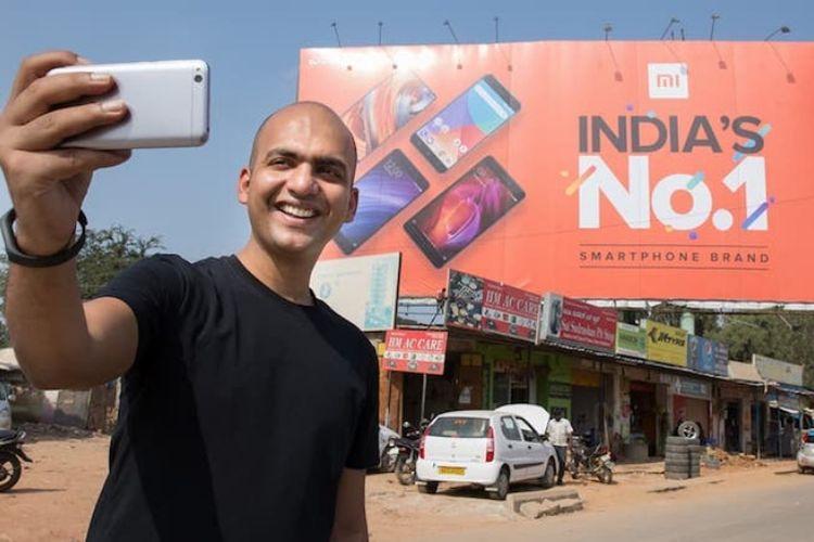 Manu Kumar Jain, Global Vice President Xiaomi.