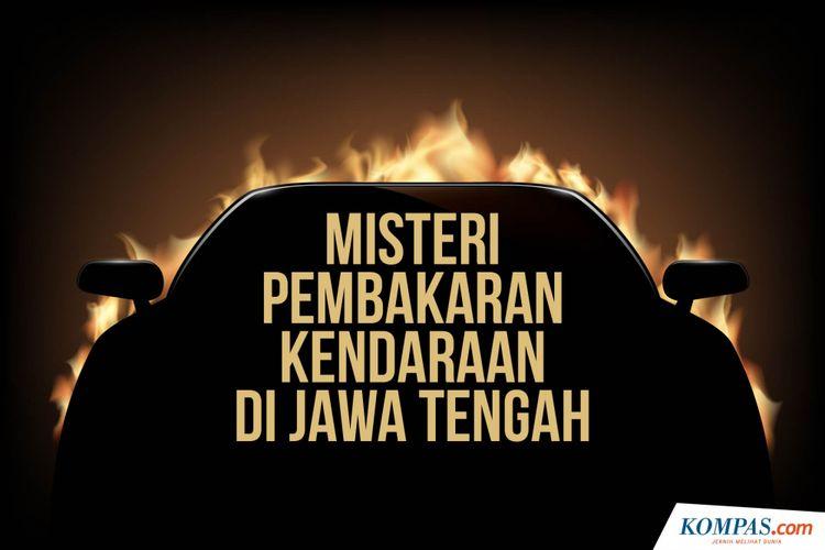 Misteri Pembakaran Kendaraan Di Jawa Tengah