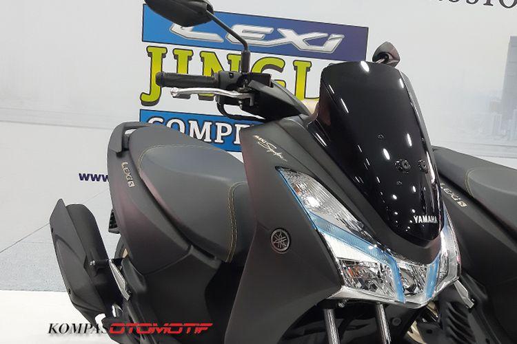 Penyegaran Yamaha Lexi S