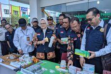 Obat Keras yang Disita BPOM dari Toko Kosmetik di Tangerang Bisa Timbulkan Efek Halusiasi